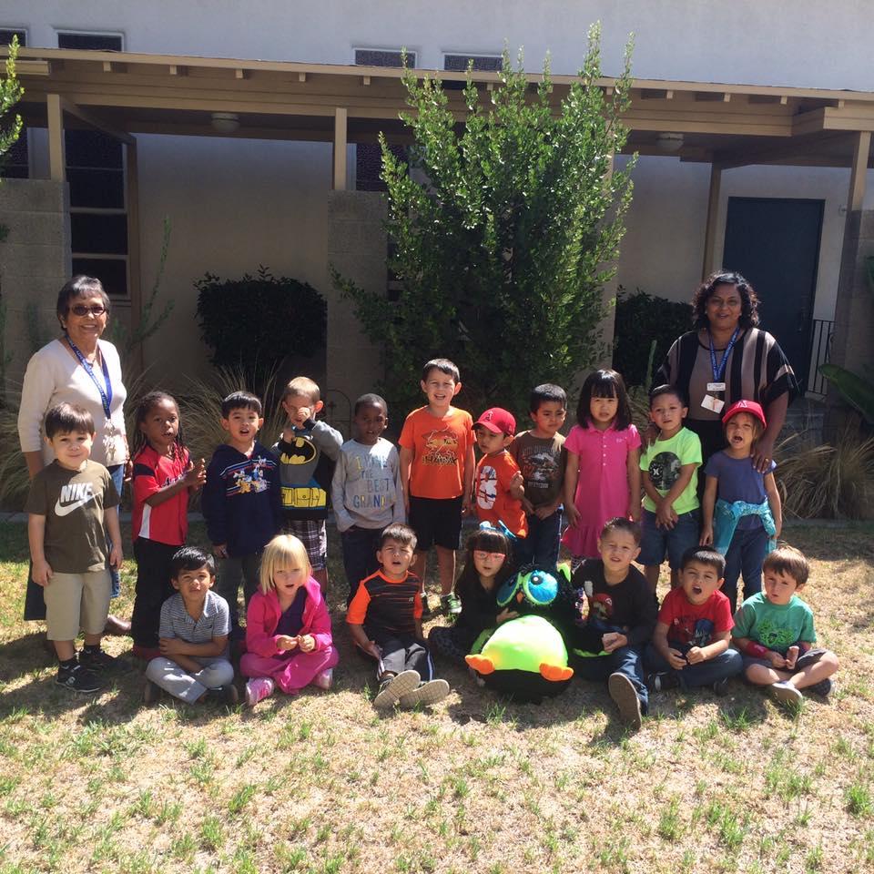 Preschool Class of 2016